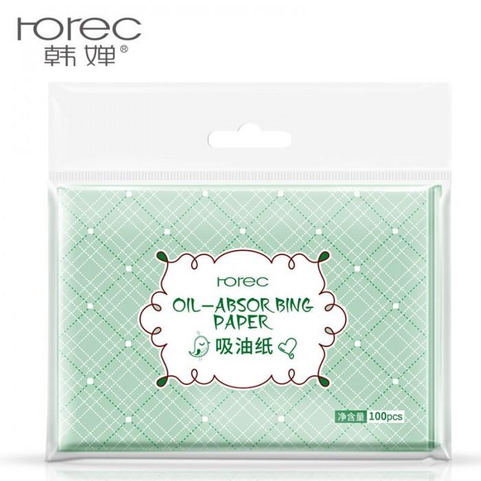 Rorec салфетки матирующие для лица