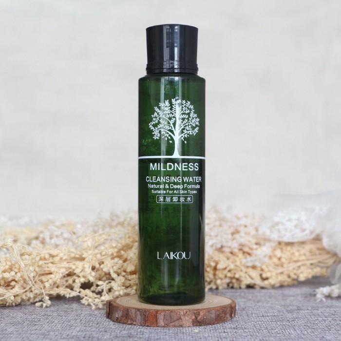 Laikou жидкость для снятия макияжа с оливой
