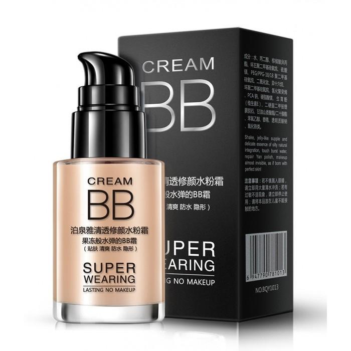 Bioaqua крем BB Super Wearing (натуральный)