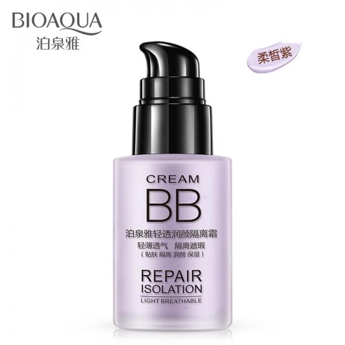 Bioaqua база под макияж Repair Isolation (фиолетовый)
