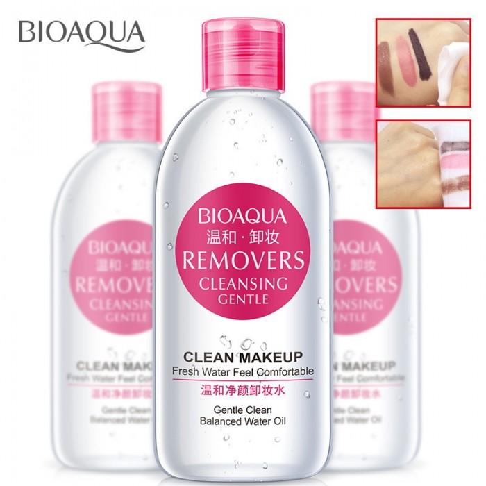 Bioaqua средство для снятия макияжа