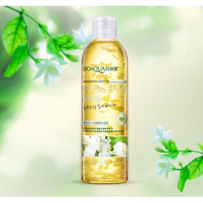 Bioaqua гель для душа с жасмином