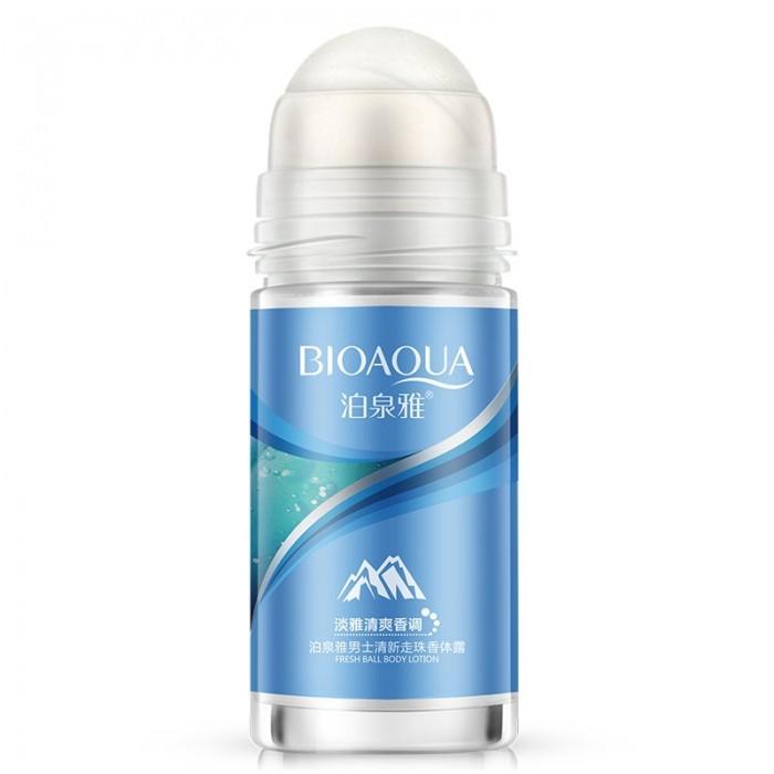 Bioaqua дезодорант роликовый горная свежесть