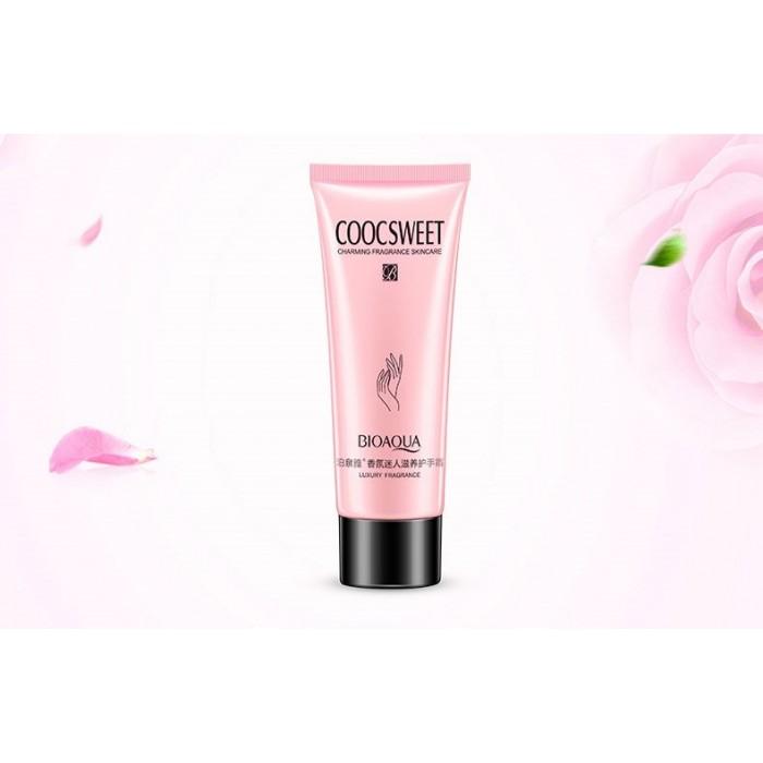 Bioaqua крем для рук парфюмированный Cocosweet