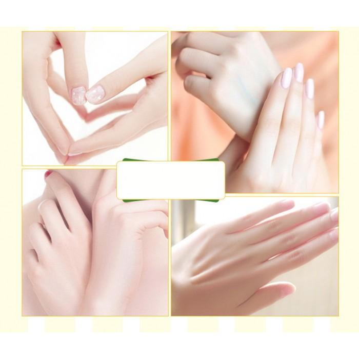 Bioaqua крем для рук персик