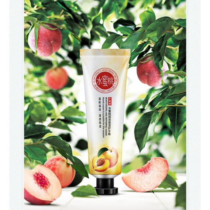 Senana крем для рук фруктовый в наборе 5 шт