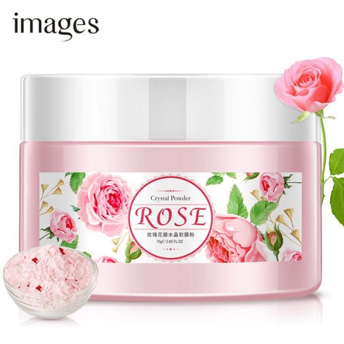 Images маска альгинатная с розой
