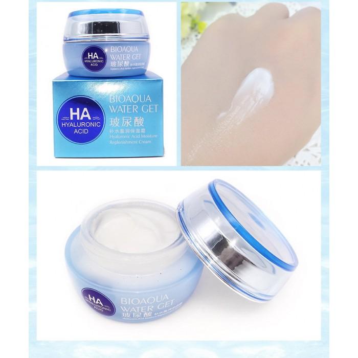 Bioaqua крем для лица гиалуроновая кислота