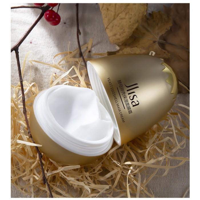 Jlisa крем-маска с дрожжами и яичной скорлупой