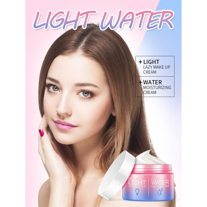 Bioaqua крем для лица плюс база под макияж Light and Water