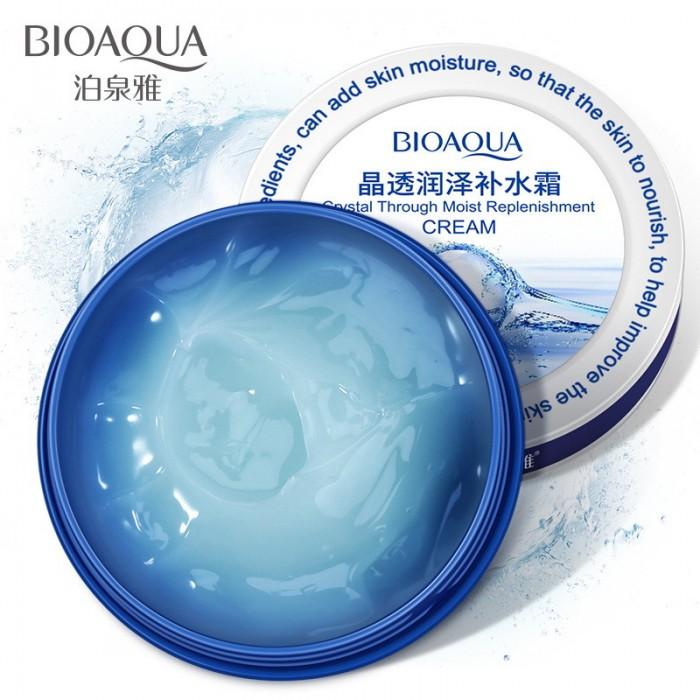 Bioaqua крем-гель для лица с гиалуроновой кислотой