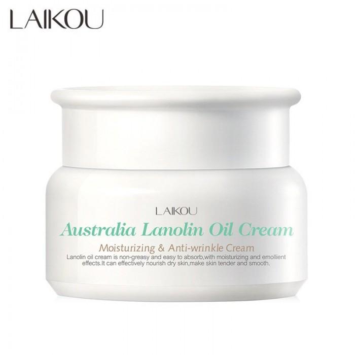 Laikou крем для лица с ланолином 35г