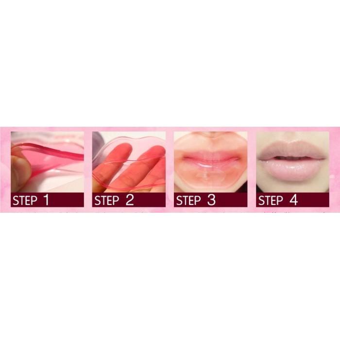 Pilaten маска для губ гидрогелевая