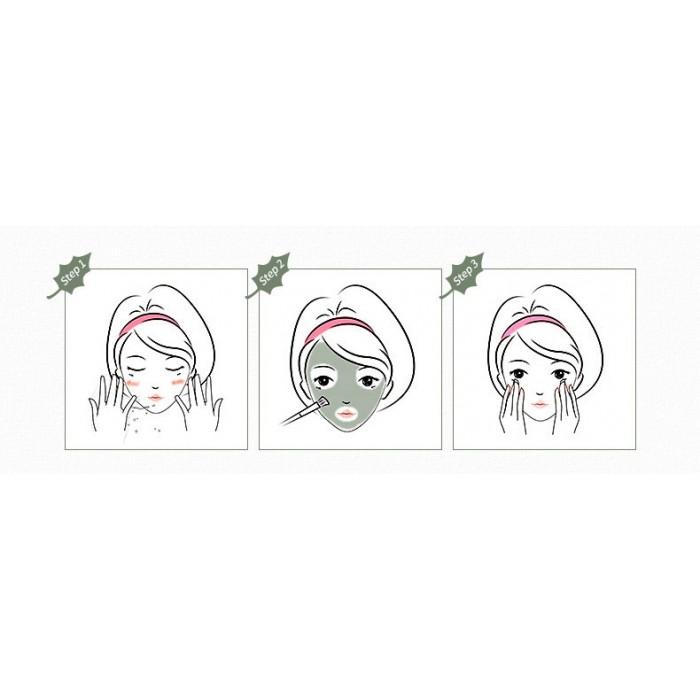 Bioaqua маска грязевая с водорослями