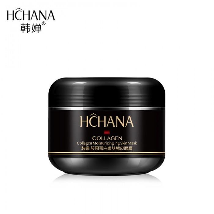 Hchana маска ночная с коллагеном Pig Skin