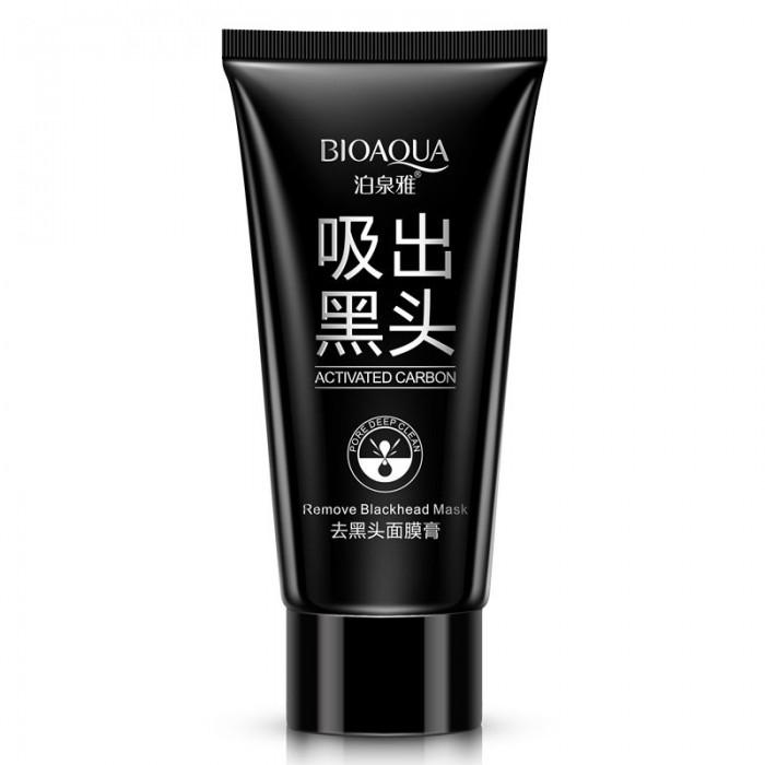 Bioaqua маска от черных точек с углем