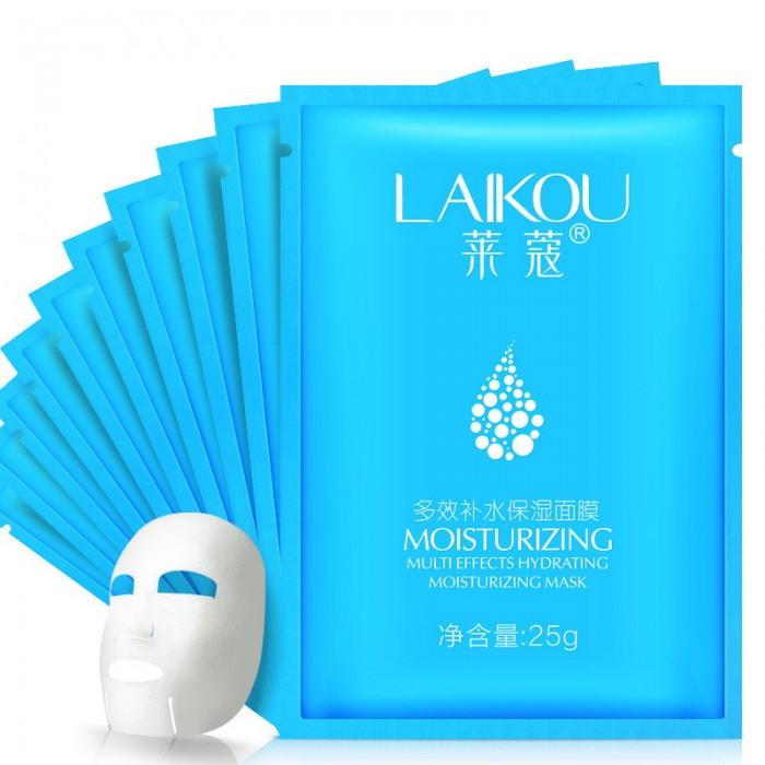 Laikou маска для лица с гиалуроновой кислотой
