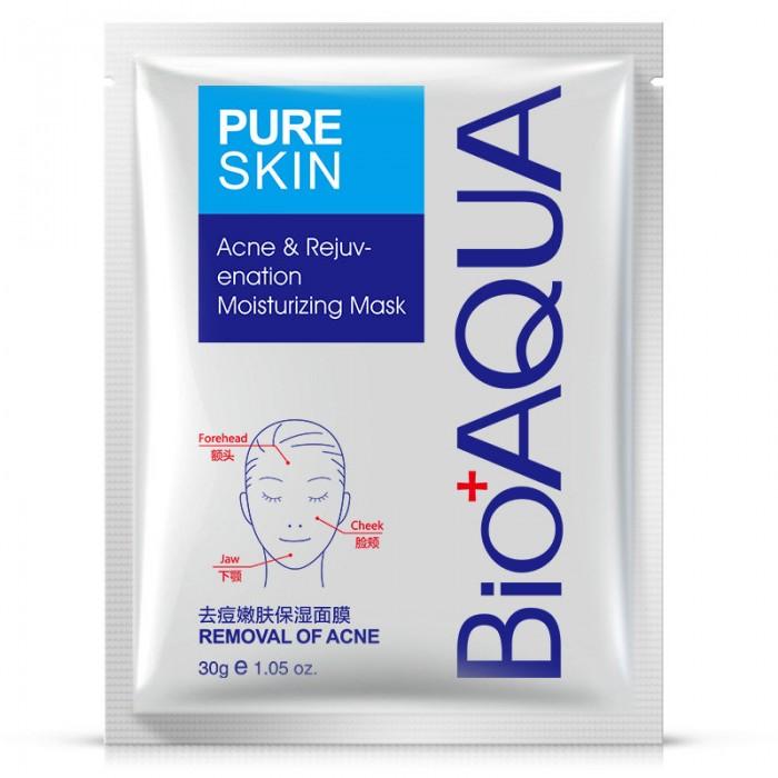 Bioaqua маска для лица анти-акне