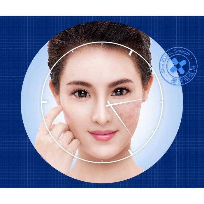 Images маска для лица анти-акне с экстрактом алоэ и муцином улитки
