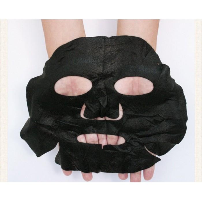 Houmai маска для лица очищающая с бамбуковым углем