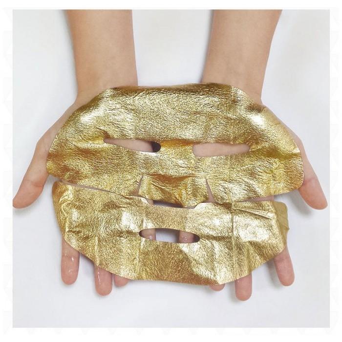 Bioaqua маска для лица золотая Gold Above Beauty Mask