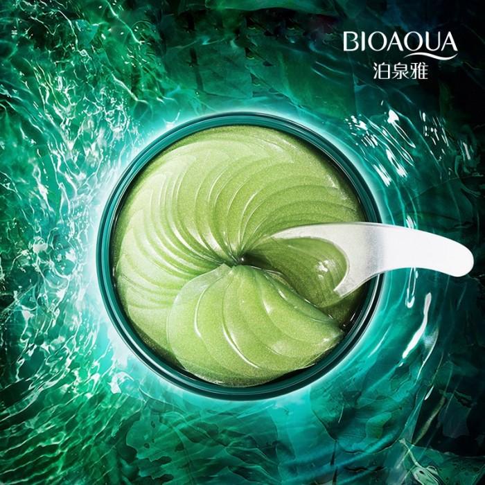 Bioaqua патчи для век гидрогелевые с водорослями