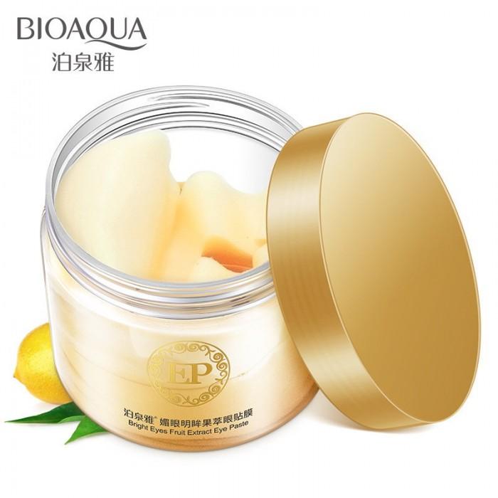 Bioaqua патчи для век тканевые с витамином С 60 шт