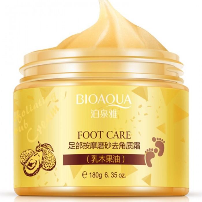 Bioaqua пилинг-скатка для ног