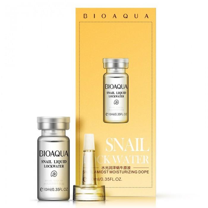 Bioaqua сыворотка с экстрактом улитки