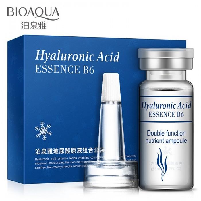 Bioaqua сыворотка гиалуроновой кислоты 10 шт в наборе