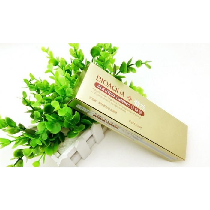 Bioaqua сыворотка с протеинами шелка 10 г
