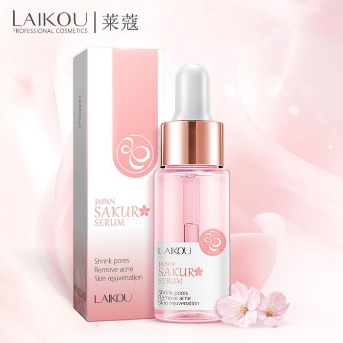 Laikou cыворотка с экстрактом сакуры Sakura Serum