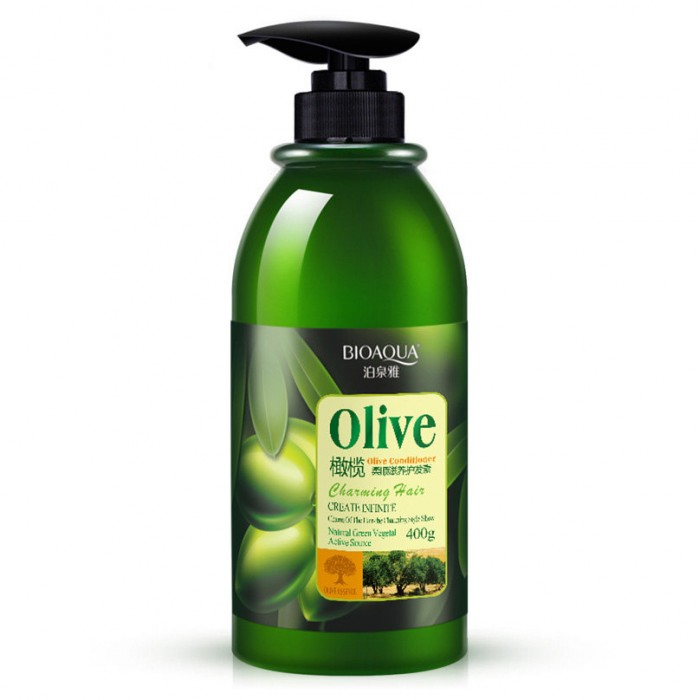 Bioaqua кондиционер для волос с оливками