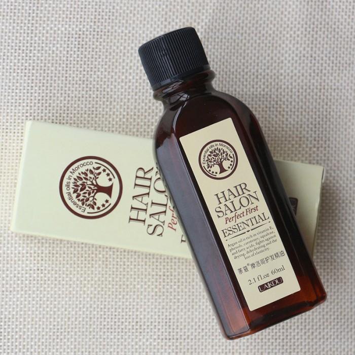 Laikou масло аргановое для волос