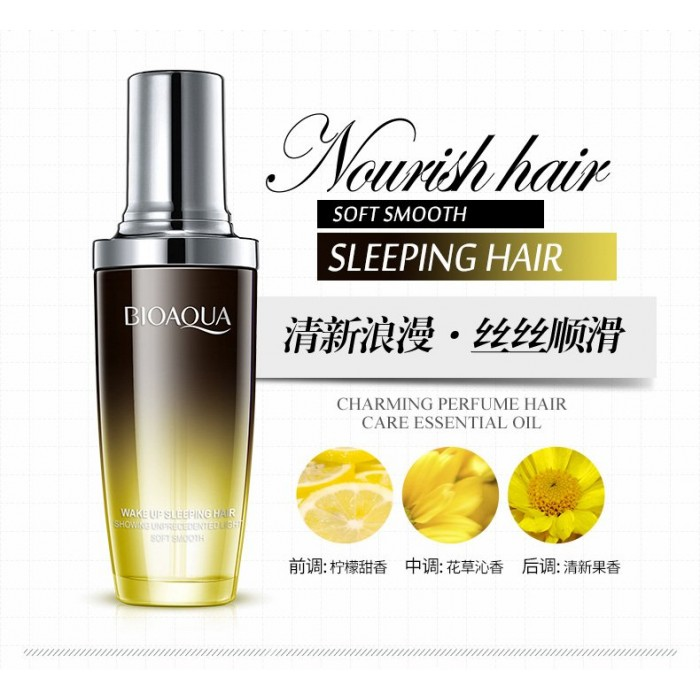 Bioaqua масло для волос с лимоном (01)