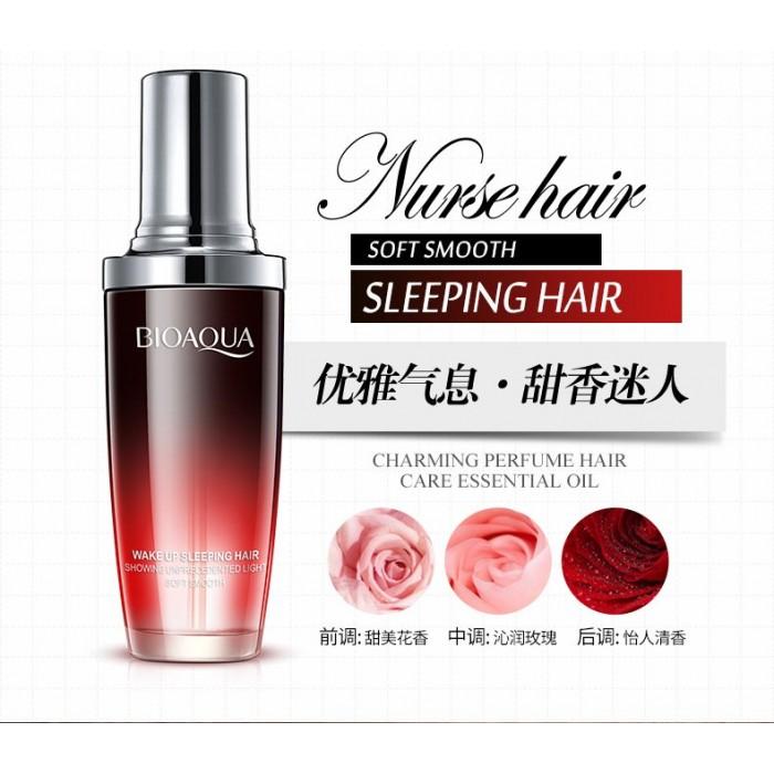 Bioaqua масло для волос с розой (03)