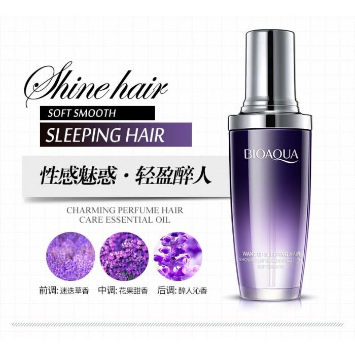 Bioaqua масло для волос с лавандой (02)